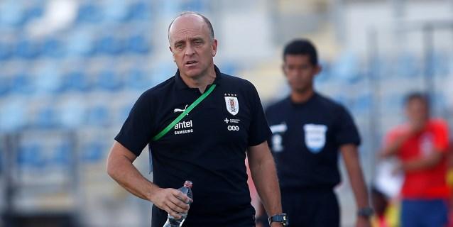 Uruguay le desea a Coito éxito como seleccionador de Honduras