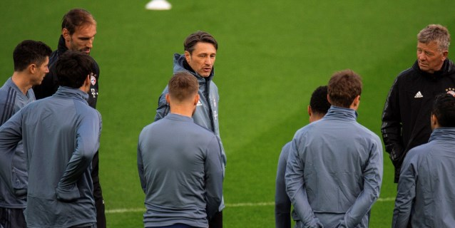 El Bayern viaja a Liverpool sin Jerome Boateng por enfermedad
