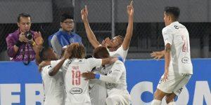 Dep. Cuenca vence en amistoso al San Martín de Perú, con gol de Edison Preciado