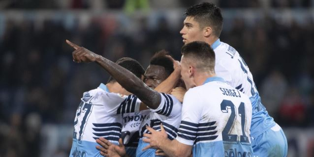 El Lazio gana a Empoli sin Immobile ni Luis Alberto y ya piensa en el Sevilla