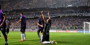 3-2. Ricardo Oliveira fulmina a un Danubio que rozó la épica en Brasil