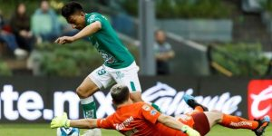 El ecuatoriano Mena firma doblete en la goleada del León sobre el América
