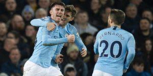 Laporte y Gabriel Jesús ponen líder al Manchester City