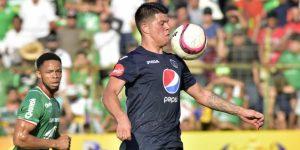Marathón gana el clásico al Motagua y es líder del torneo Clausura hondureño