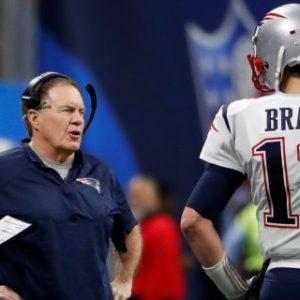 NFL: Brady y Belichick impusieron su experiencia ante la juventud de Goff y McVay