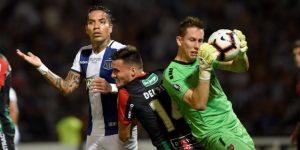 2-2. Palestino rescata un valioso empate ante Talleres en Córdoba