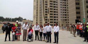 PANAMERICANOS 2019: Perú logra construir en dos años la villa de los Juegos Panamericanos de Lima 2019