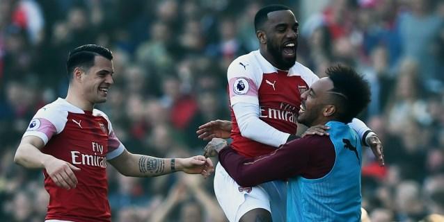 El Arsenal entra en zona 'Champions'
