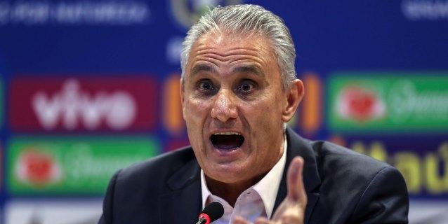 Tite convoca a Vinicius Junior para los amistosos preparatorios antes de la Copa América