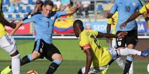 0-0: Uruguay asegura clasificación al Mundial y Colombia queda en suspenso