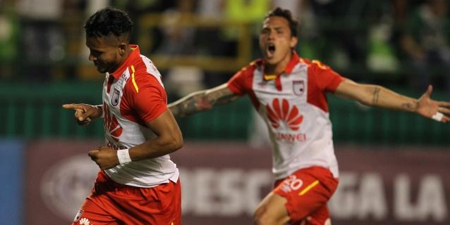 Santa Fe empata de visitante y completa cinco juegos sin conocer la victoria
