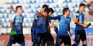 Uruguay toma nota de la rapidez noruega, la técnica hondureña y la fuerza neozelandesa