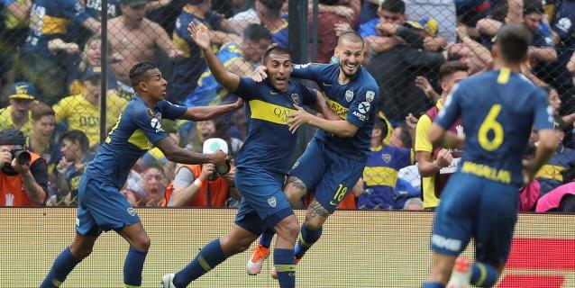 Boca jugará en la Copa ante Estudiantes de Río Cuarto y River ante Argentino