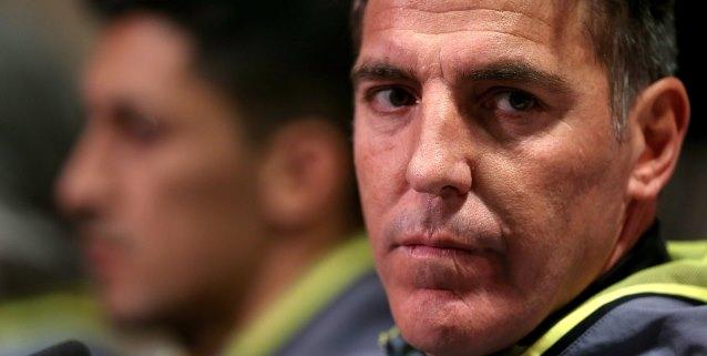 Eduardo Berizzo, nuevo técnico de Paraguay tras la abrupta salida de Juan Carlos Osorio