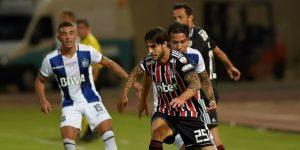2-0. Talleres derrota a Sao Paulo y saca una buena ventaja en la serie
