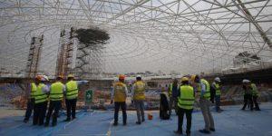 """PERÚ: Sector construcción tiene """"impacto positivo"""" por obras de Panamericanos"""