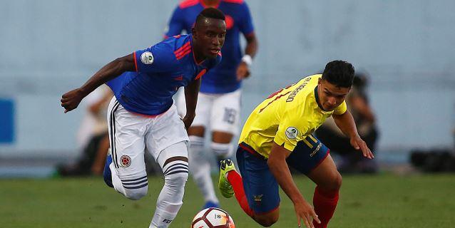 Venezuela y Colombia se juegan su pase al Mundial en un partido clave para el Sudamericano sub-20
