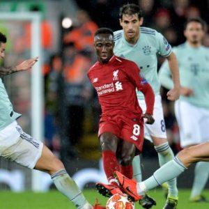 0-0. Liverpool y Bayern enseñan su miedo a ganar