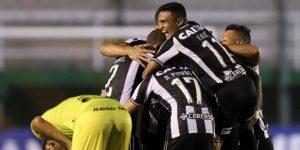0-3. Botafogo repite la dosis a Defensa y Justicia y avanza a la segunda fase