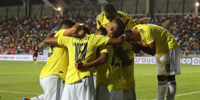 La renacida Colombia busca el Mundial ante un Uruguay que sueña con el título