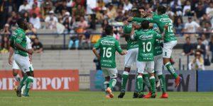 León vence a Pumas con gol y asistencia del ecuatoriano Ángel Mena