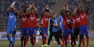 1-1. Palestino y Medellín firman tablas y la llave se definirá en Colombia