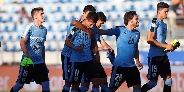 Uruguay choca con Argentina con posibilidades de ser campeón del Sudamericana sub-20