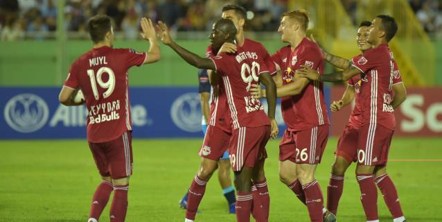 0-2. Los Red Bulls doblegan al Pantoja en la Liga de Campeones de la Concacaf