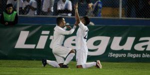 Guatemala jugará un partido amistoso en marzo contra El Salvador en EE.UU.