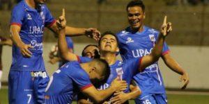 Gran partido. Carlos A. Mannucci y Ayacucho FC empataron 4-4