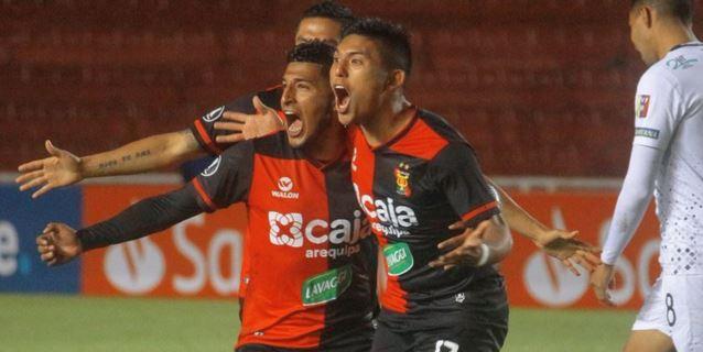 Liga 1: Ayacucho FC y FBC Melgar empataron 1-1
