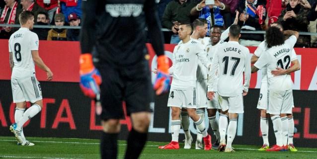1-3. Benzema clasifica al Real Madrid para semifinales