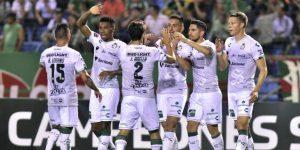 6-2. El argentino Correa conduce al Santos Laguna al triunfo ante el Marathón