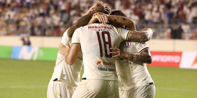 Universitario se impuso 3-1 a Pirata FC