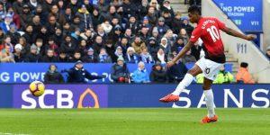 Rashford prolonga el crecimiento del Manchester United