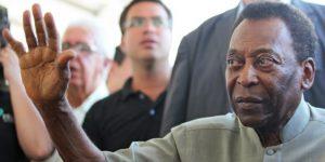 """Pelé afirma que """"es un día muy triste para el deporte brasileño"""""""