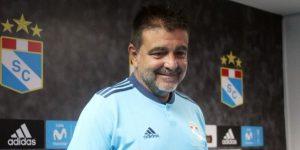 El argentino Vivas dice que el chileno Salas dejó la vara alta en Sporting Cristal