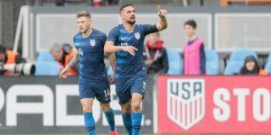 2-0. Estados Unidos sentencia a Costa Rica con dos contraataques