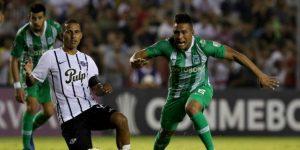 1-0. Libertad vence al Atlético Nacional con un golazo, pero con lo justo