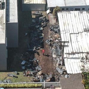 Diez jóvenes de Flamengo mueren en un incendio en su centro de entrenamiento de Río