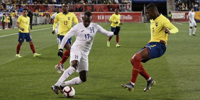 0-0. Ecuador y Honduras, con Coito en el banquillo, se van en blanco