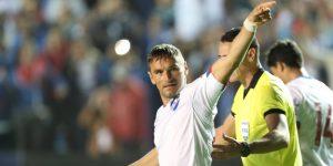 Nacional se impone a Zamora con gol de Bergessio e iguala la cima del Grupo E