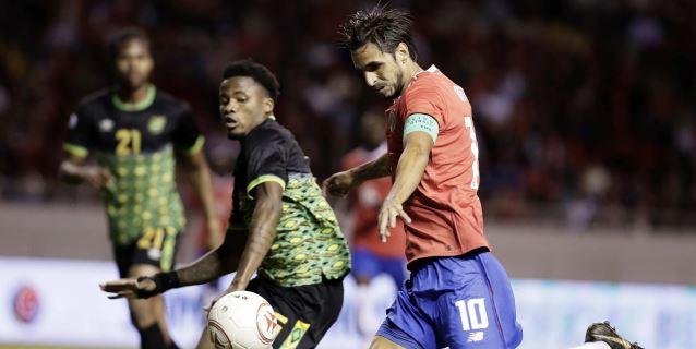 1-0. Fuller da a Costa Rica la primera victoria en la era del uruguayo Matosas