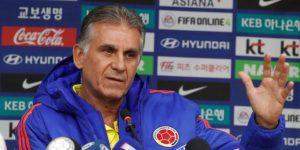 Queiroz abre la puerta a los jóvenes en su debut como seleccionador de Colombia