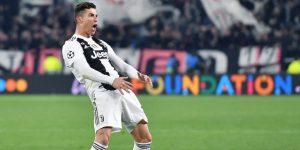 Allegri no teme sanción a Cristiano por su gesto contra el Atlético