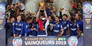 El Estrasburgo se lleva su tercera Copa de la Liga en los penaltis