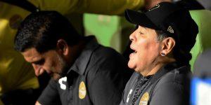 Maradona dice que Infantino iba a cambiar a la FIFA y ha sido lo contrario