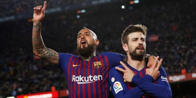 """Piqué: """"Necesitamos al mejor Coutinho y seguro que estará a su mejor nivel"""""""