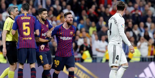 Ramos también será baja por sanción en LaLiga