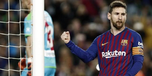 3-1. El Barcelona remonta sin brillo antes del embate europeo
